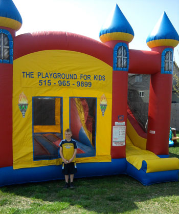 Rental Inflatable Bounce House